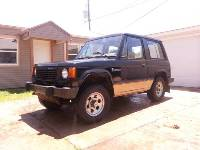 MINT 1987 Dodge Raider SUV 4x4