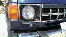 Grille / Headlight