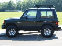 1987 Dodge Raider with Lift Kit