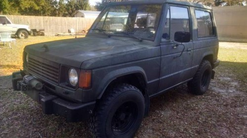 1987 Dodge Raider 4 wheel For Sale in Yulee, Florida
