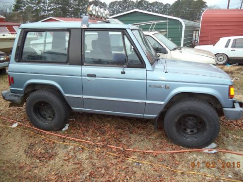 1988 Dodge Raider 146000 Miles For Sale in Eastern North ...
