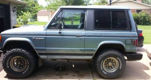 1988 Dodge Raider For Sale in Rogers, Arkansas