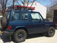 1988 Dodge Raider 4x4 Automatic, AC