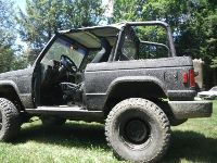 1989 Dodge Raider Jeep Conversion
