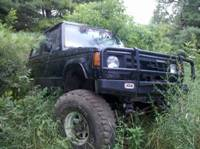 1989 Dodge Raider 4x4 Mudder V-6 Lifted