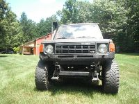 1989 Dodge Raider Jeep SAS