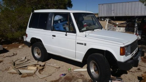 1987 Dodge Raider 4 cylinders For Sale in Inland Empire ...