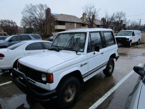 1987 Dodge Raider V4 5spd Manual For Sale In Reno, Nevada