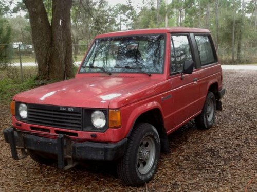 1987 Dodge Raider 2.6L V4 Mitsubishi For Sale in ...