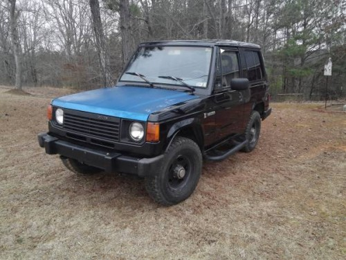 1987 Dodge Raider V4 Manual For Sale In Huntsville, Alabama
